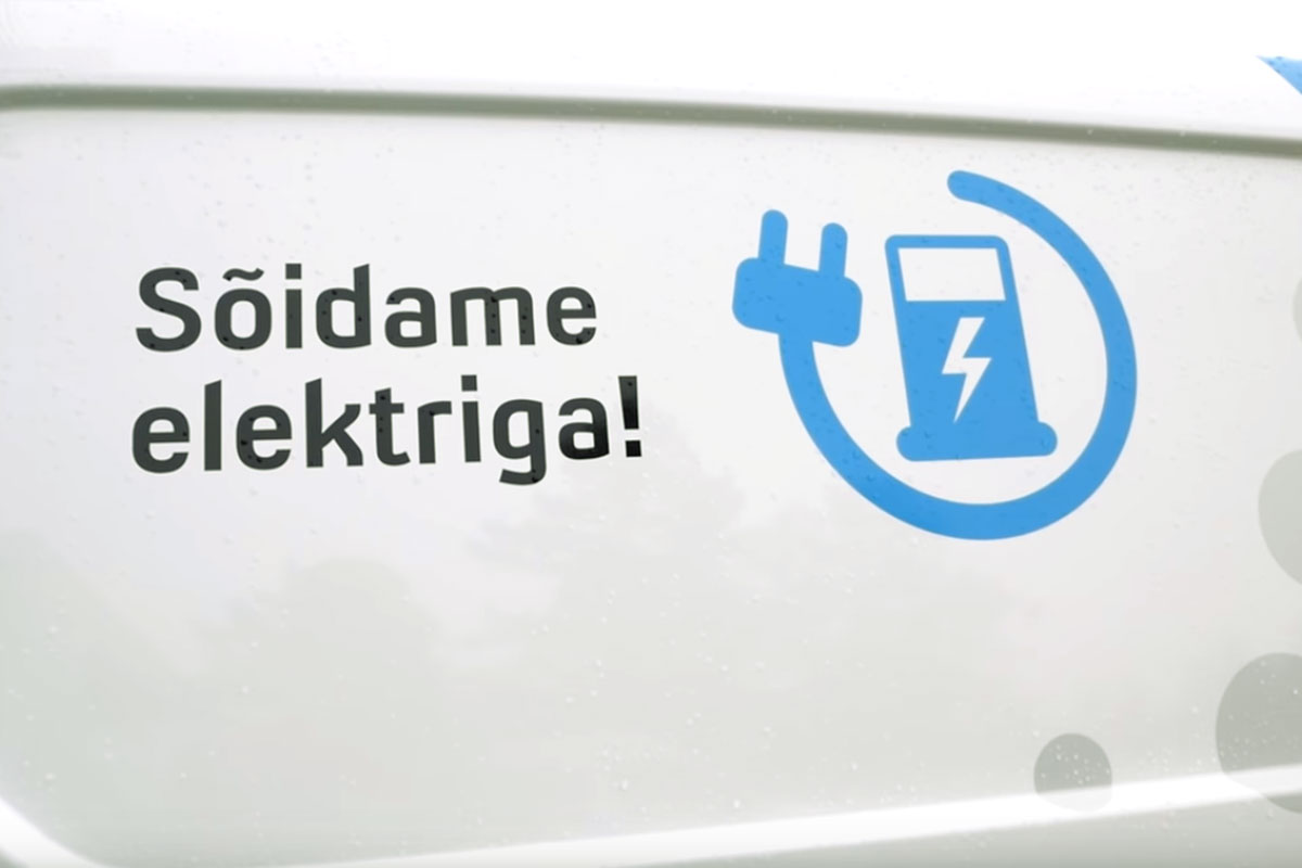 Elektrilevi will start using electric cars